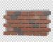 Faux Brick Panel 311