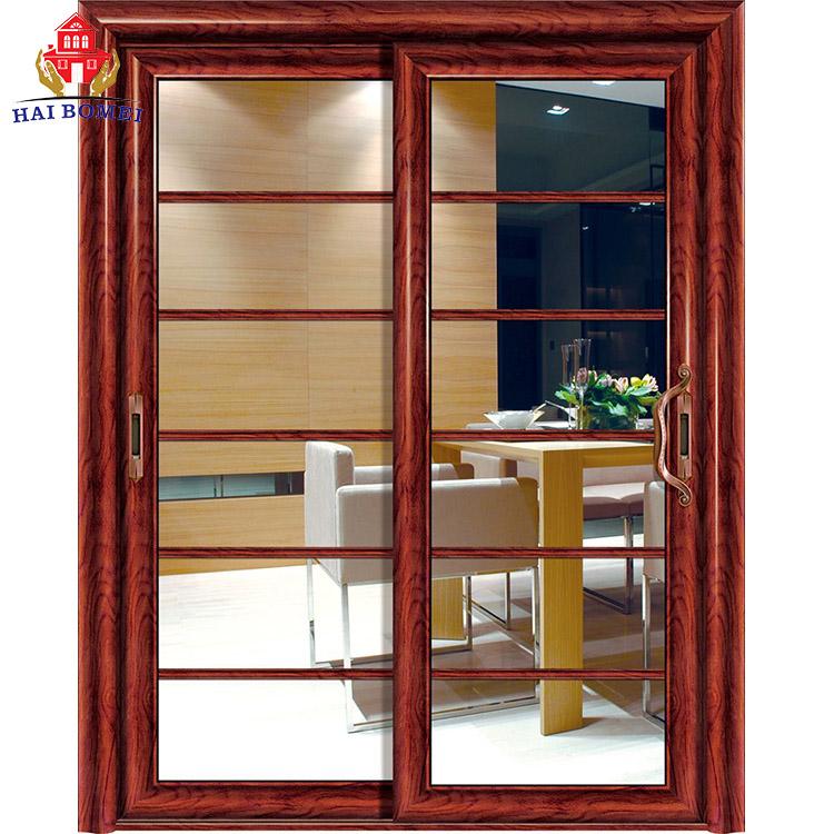 ashionable Sliding Glass Door Aluminum Doors