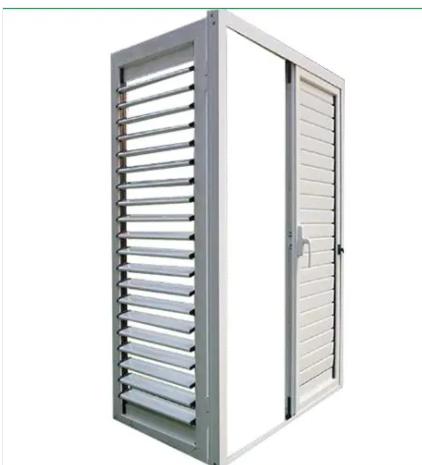 Aluminum Shutter/Aluminum Louver Window (TS-1127)