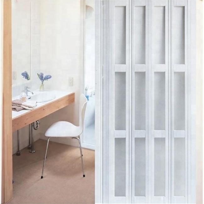 Wardrobe garden folding accordion door
