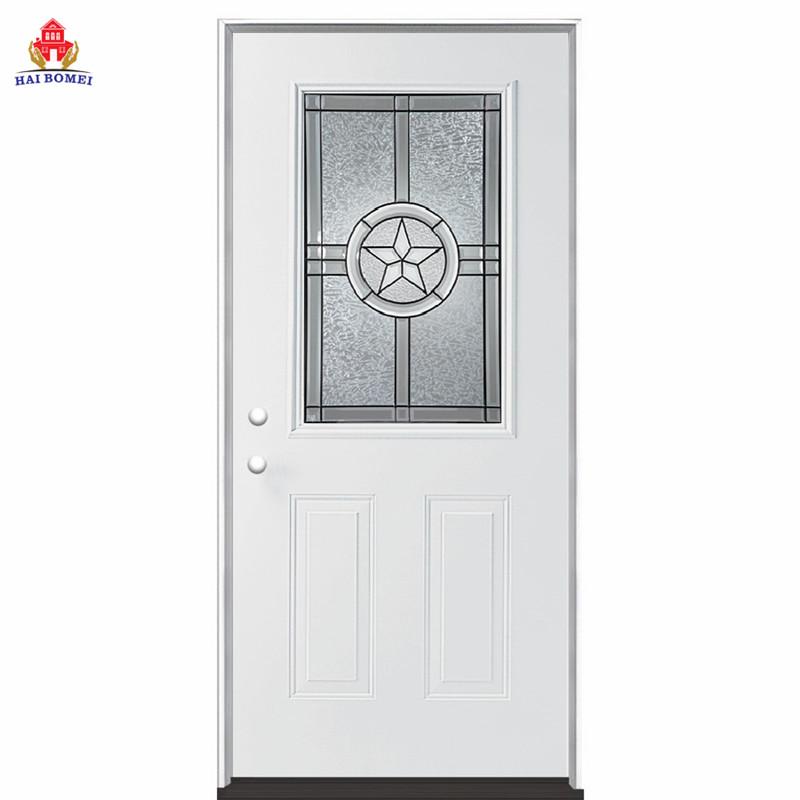 Luxury teak wood door front door for house with high quality