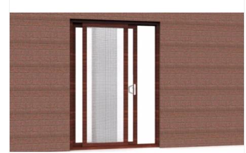 Double Glazing Customized Aluminum Glass Sliding Doors