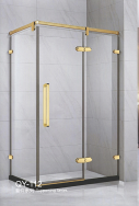 High zone huida metal products factory Shower Screens