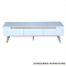 SANQIANG restaurant furniture simple solid wood TV stand Nordic TV stand made in China