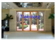 Aluminum Extrusion Profile Sliding Door Double Glazed Aluminium Windows and Doors Comply with Austra