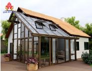 2019 new style aluminum alloy sun room for the garden modern house