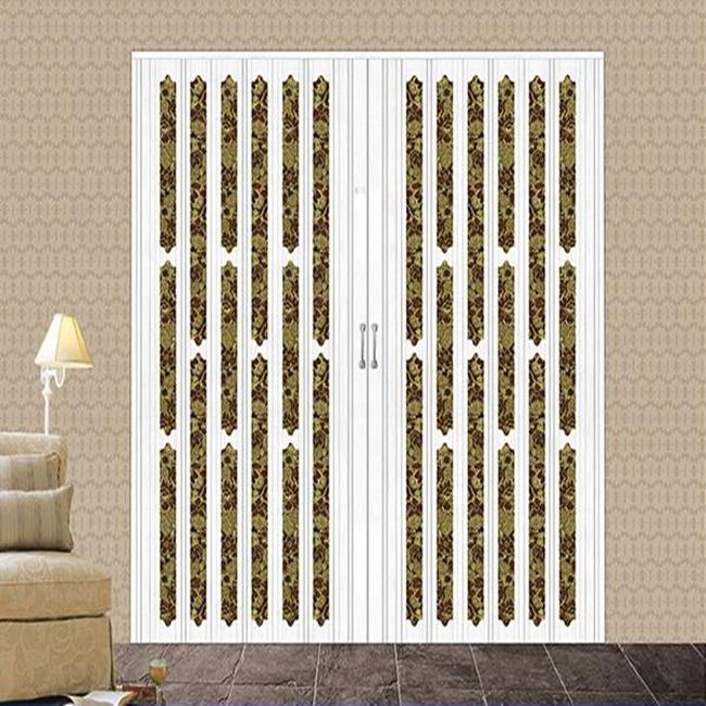 Pvc folding glass door price-99