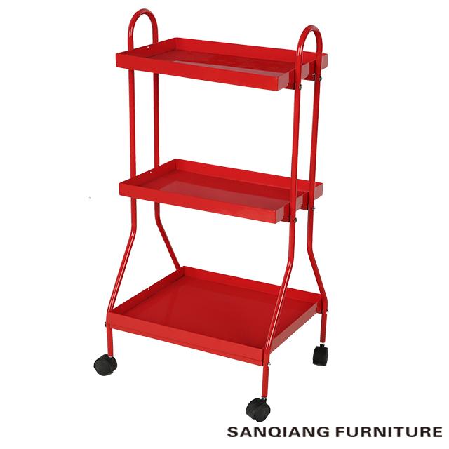 SANQIANG layers Dining Cart dining cart Metal dining car