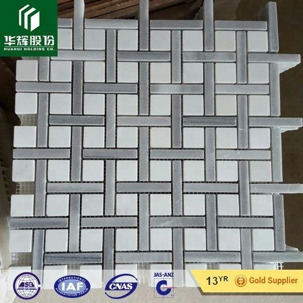 various type design marble mosaic tiles