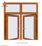 Anhui Hotian Doors & Windows Co., Ltd. Wood & Aluminium Windows