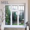 New Design Best Price Analog Aluminum Bay Glass Window, Powder Coated Pictures Aluminum Window and D