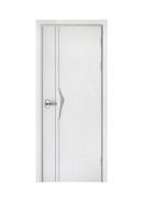 European Style Door White Swing Single Room Door