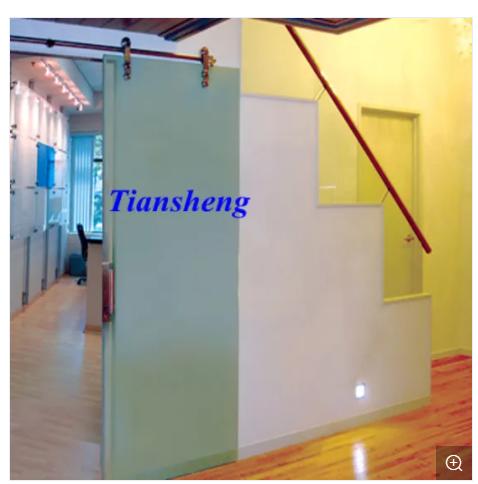 Shower Doors Frameless/ Sliding Glass Shower Door/ Shower Room Glass