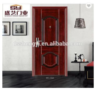 China Alibaba TOP Steel Security Door, Metal Door, Iron Entrance Door