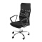 Factory Direct Black Net Back Office Chair Mesh High Back Computer Chair Specifications