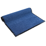 Customized size PVC carpet protector door mat for hotel outdoor