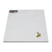 600x600 New Design Porcelain White Carrara Marble Floor Tile