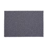 China factory custom size anti slipping pvc loop pile door mat