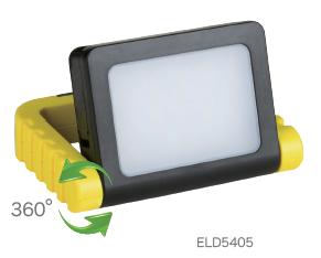 rechargeable light ELD5405