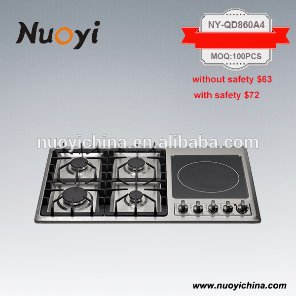 Luxury Combi Cooker Electric & Gas Stove