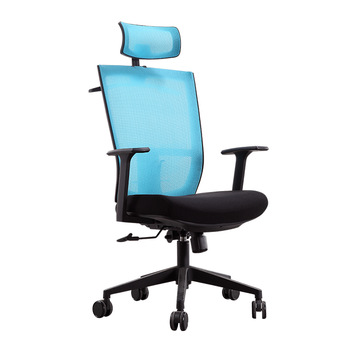 Adjustable Mesh Office Chair Manager Executive Office Chair with Headrest