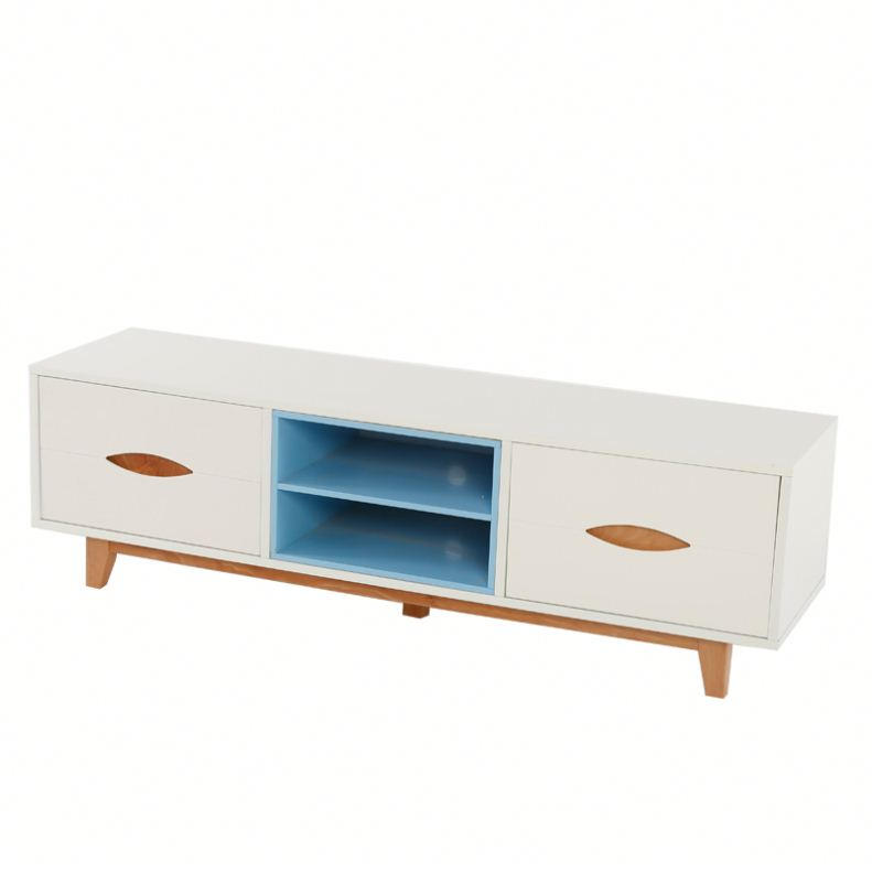 Living room furniture 2018 popular tv stand  modern simple TV cabinet home luxury tv stand furniture
