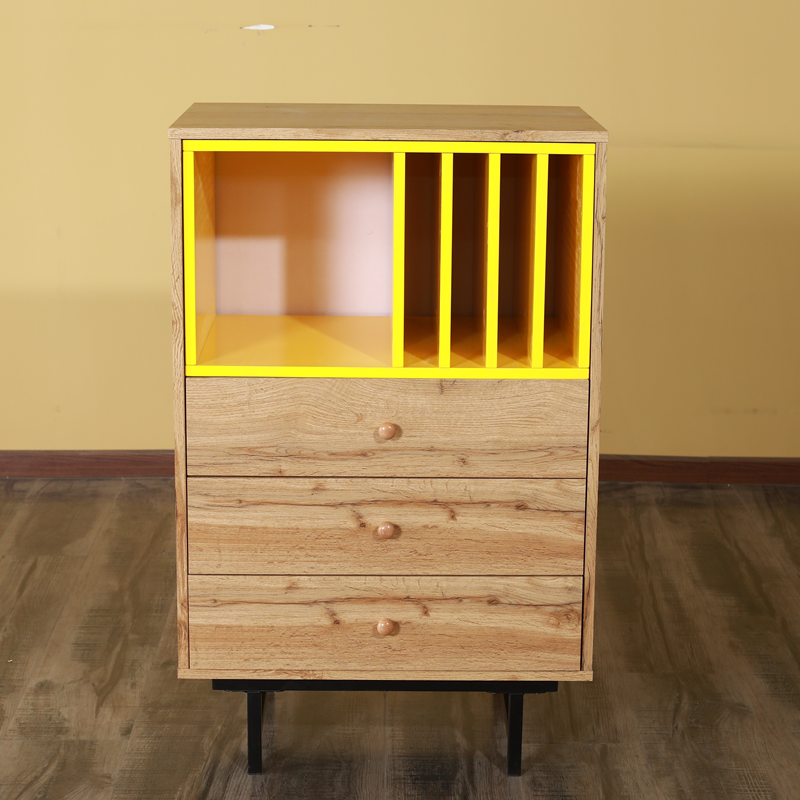 Factory Hot Wholesale Living Room Cabinet With Drawer And Shelf Wood Cabinet /Wood Small Furniture