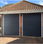 high quality custom size aluminum roller shutter door