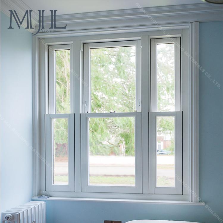 New Style China Manufacturer Customized Analog Aluminum Window Frame/ Thermal Break Heat Insulation