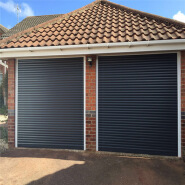 Quality Guaranteed Electric Shutter Roller Garage Roller Door