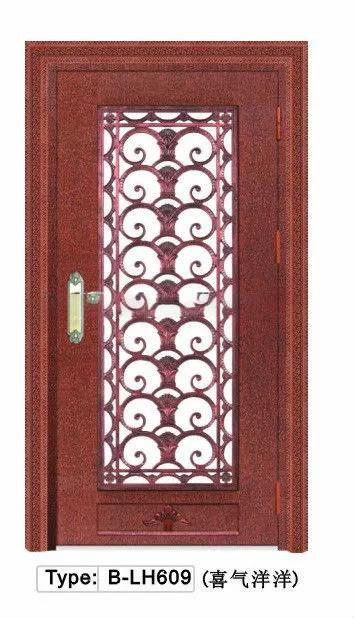 forged iron interior doors