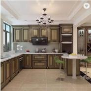 8 inch deep Kitchen Cabinet Acrylic Wood Veneer Carcass Kitchen Pantry