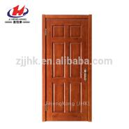 JHK- 6 Panel Interior Doors With Frame WPC Door Hard Plastic Doors