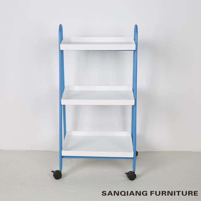 SANQIANG layers Dining Cart wheel dining cart Metal dining car