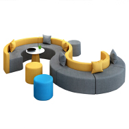 Foshan Aoda Furniture Co., Ltd. Parlor Sofa/Table