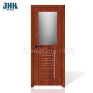 JHK- Single Leaf Flush Door WPC Garage Door Plastic