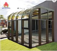 Tenperd Glass Aluminium Sun Room Garden Room
