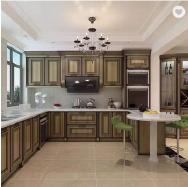 Anhui Hotian Doors & Windows Co., Ltd. Solid Wood Cabinets