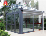 Aluminium Panel Free Standing Sun Rooms From Guangzhou China