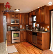 Customized design special kitchen plywood board carcass kitchen pantry cabinets