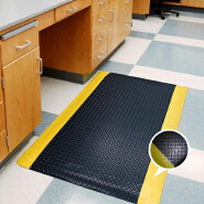 new products ideas PVC industrial anti slip comfort mat kitchen anti-fatigue for workshop