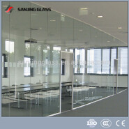 Laminated office glass walls prices