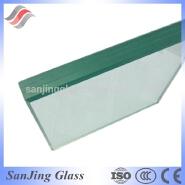 color pvb film laminated glass