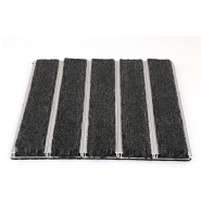 High Quality Dirt Control Architectural aluminium Frame Promotion Entrance Mats Entrance Matting