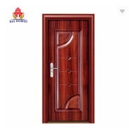 High quality turkish armored doors wooden fireproof steel security doors