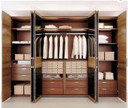 Anhui Hotian Doors & Windows Co., Ltd. Solid Wood Closet