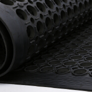 90*150cm rubber made non slip anti fatigue kitchen mat