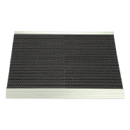 Hot selling wholesale brush aluminum entrance floor mats