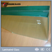 Tempered laminated glass,window glass(manufacture) with free sample