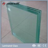 66.4 laminated glass